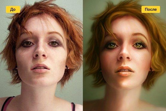 Диджитал портреты заработать моделью онлайн в тосно
