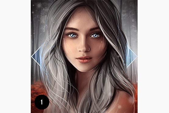 Диджитал портреты работа онлайн таштагол